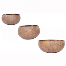 Load image into Gallery viewer, Coconut Shell Bowl | NOMAD