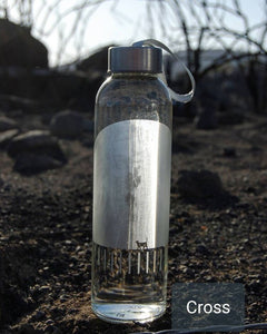 Etched Water Bottles | THE NOCTURNAL COLLECTION