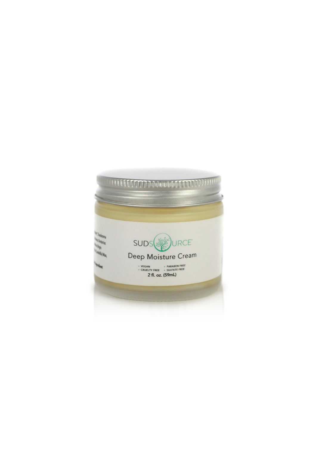 Deep Moisture Cream (2oz)