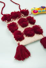 Load image into Gallery viewer, Chiapas Pom Pom Purse | Global Trunk Kids