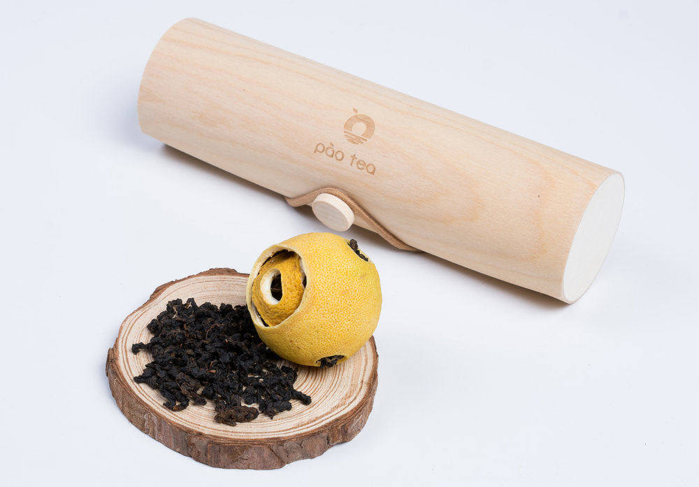 Tea Lemon - Cookie Monster Oolong