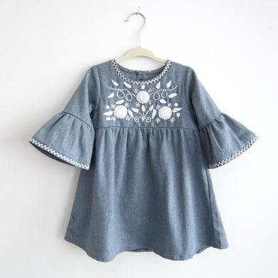 Florcita Dress | Global Trunk Kids