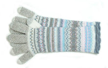 Load image into Gallery viewer, Northern Isles Merino Wool Gloves | Mist
