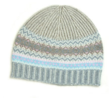 Load image into Gallery viewer, Northern Isles Merino Wool Beanie | Mist