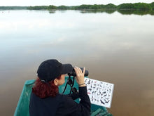 Load image into Gallery viewer, Woman Birdwatcher Yucatan Excursion | 6 Day, 5 Night Experience
