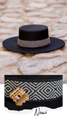 Nawi Intention Band (Hat Accessory Band) | PROTECTION