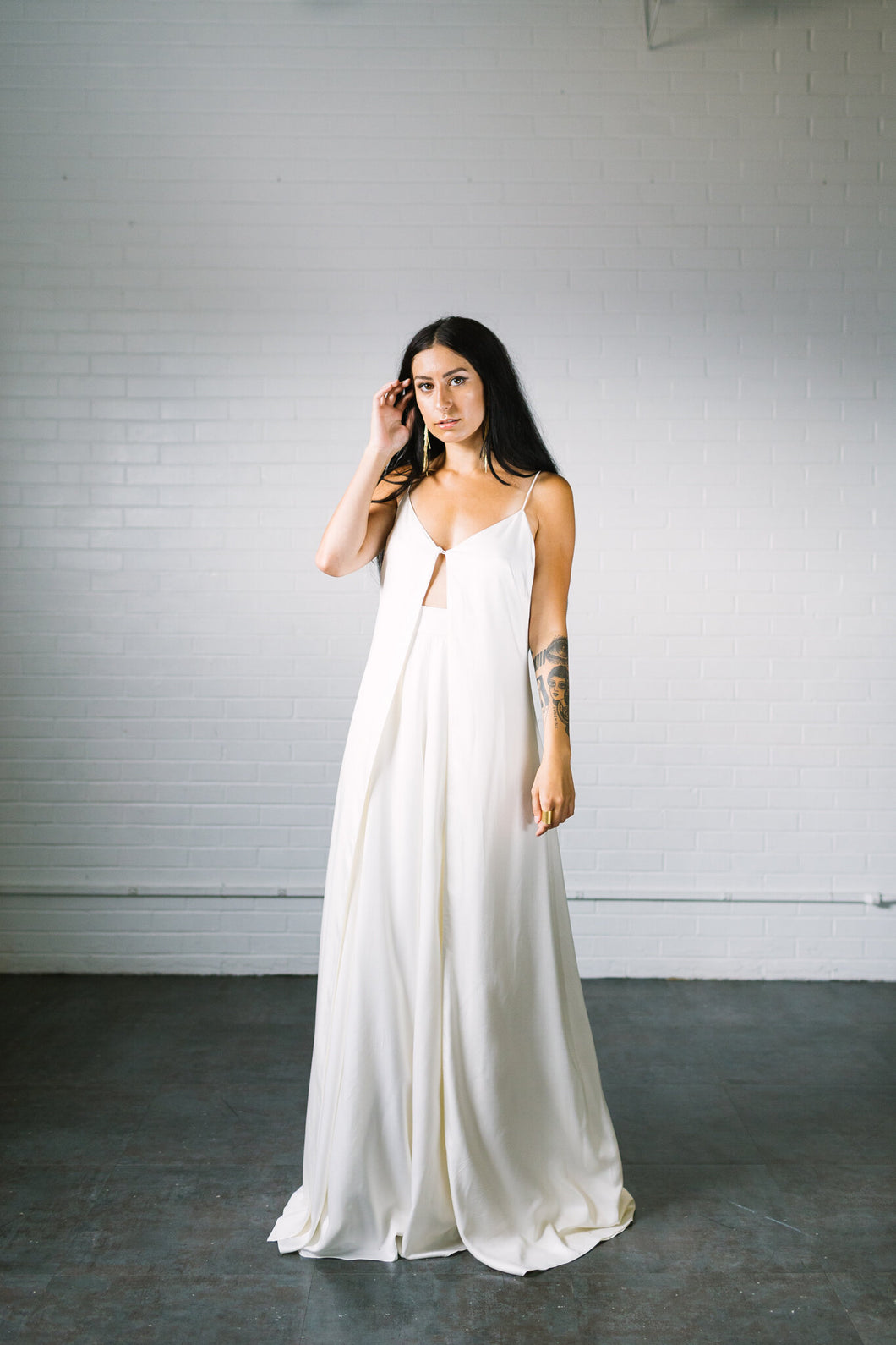 Kristy Floor-Length Camisole