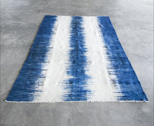 Load image into Gallery viewer, MOMO INDIGO RUG