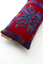 Load image into Gallery viewer, MAYAN HEIRLOOM PILLOW NO. 309
