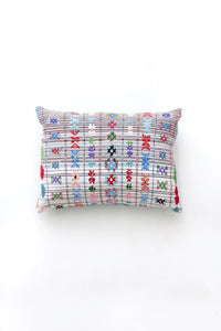 MAYAN HEIRLOOM PILLOW NO. 420