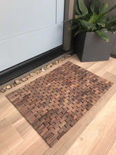 Load image into Gallery viewer, Rosewood Floor Mat IPM005