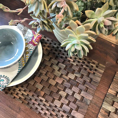 Rosewood Placemats (set of two) IPM082