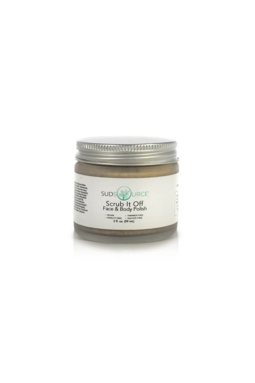 Scrub It Off Face & Body Polish (2oz)