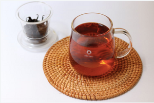 Cookie Monster-Red Oolong Tea