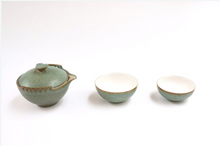 Load image into Gallery viewer, Serenity-Nesting Travel Tea Set