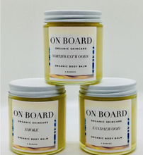 Load image into Gallery viewer, Organic Body Balm Gift Set