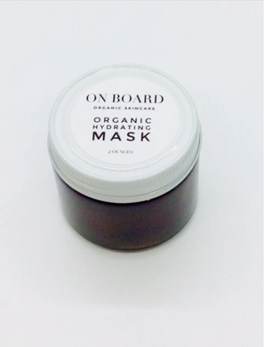 Organic Hydrating Mask