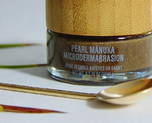 Load image into Gallery viewer, Pearl Manuka Microdermabrasion + Brass Spoon