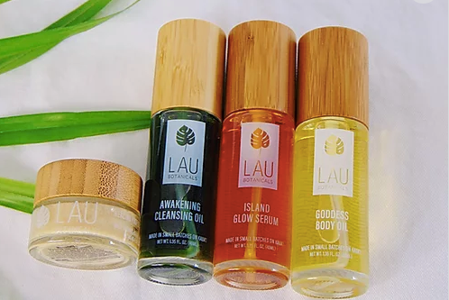 Lau Botanicals Ritual Collection