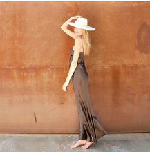 Load image into Gallery viewer, Limited Edition Slip Dress, Deadstock Silk