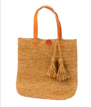 Load image into Gallery viewer, Leonie Boho Tote Bag