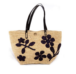 Aude Basket Bag