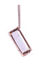 Load image into Gallery viewer, Signature Collection Rose Quartz Necklace | Love & Positivity