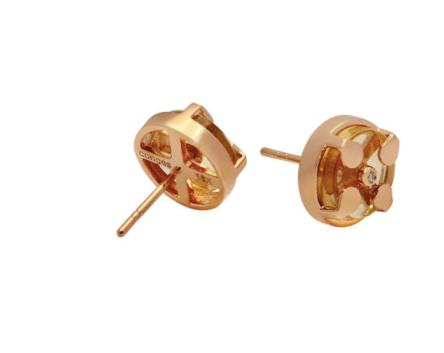 Signature Earrings | Citrine