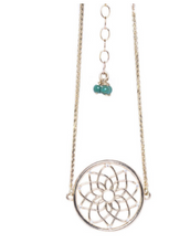 Load image into Gallery viewer, Dream Catcher Collection | Bracelet with Turquoise