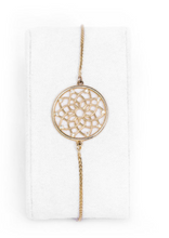 Load image into Gallery viewer, Dream Catcher Collection | Bracelet with Yellow Jasper