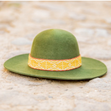 "Load image into Gallery viewer, Tika - Floppy Style Hat- ""ABUNDANCE"""