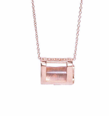 Personalized Signature Collection | Rose Quartz