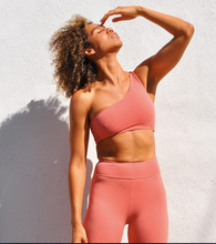 Load image into Gallery viewer, Sana Terra Asymmetrical Sports Bra