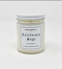 Load image into Gallery viewer, California Sage | Classic Glass Candle Jar