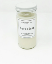 Load image into Gallery viewer, Geranium | Classic Glass Candle Jar