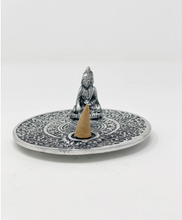 Load image into Gallery viewer, Buddha Tibetan Incense Burner