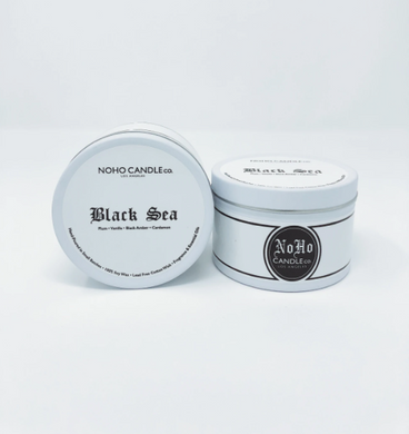Black Sea | Classic Travel Tin Candle