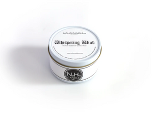 Whispering Wind | Classic Travel Tin Candle