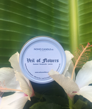 Load image into Gallery viewer, Veil of Flowers | Classic Travel Tin Candle