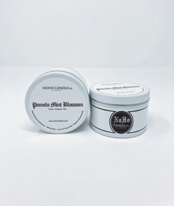 Pomelo Mint Blossom | Classic Travel Tin Candle