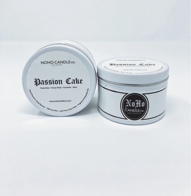 Passion Cake | Classic Travel Tin Candle