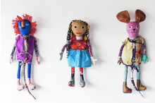 Load image into Gallery viewer, Bag Doll | JOSIE | Global Trunk Kids