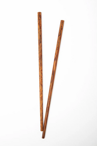 100% Natural Coconut Palm Wood Chopsticks