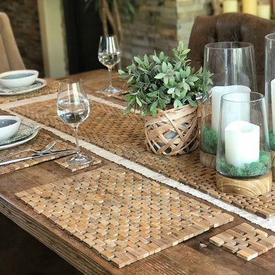 Teak Placemats (set of two) IPM001