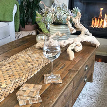 Load image into Gallery viewer, Teak Table Runner IPM082