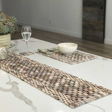 Load image into Gallery viewer, Whitewashed Rosewood Table Runner IPM082