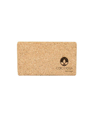 Cork Yoga Block | Regular | Balance