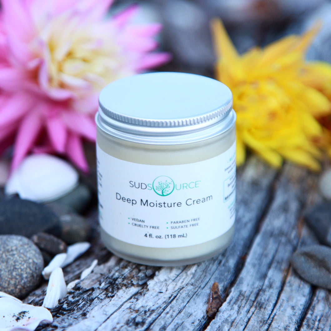 Deep Moisture Cream (4oz)