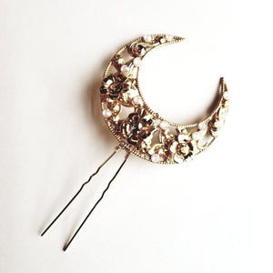 Bohyne Hair Pin with Swarovski stones