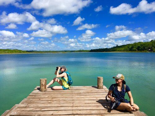 Woman Birdwatcher Yucatan Excursion | 6 Day, 5 Night Experience